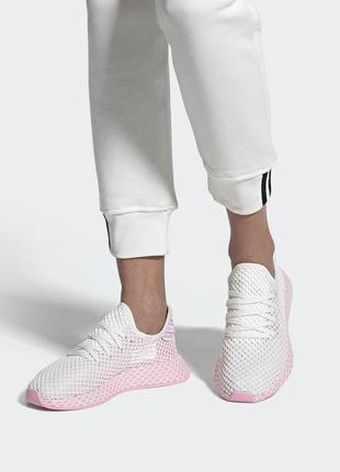 Кроссовки adidas deerupt rose