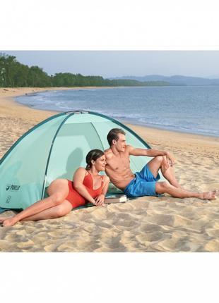 Палатка пляжная с навесом в чехле Bestway 68105