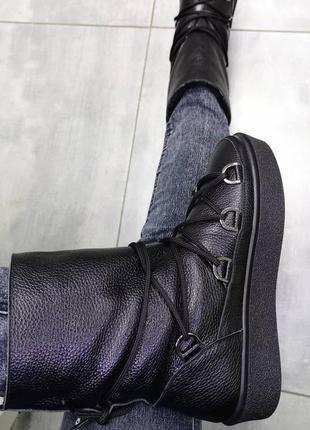 Ботинки луноходы цвет на выбор