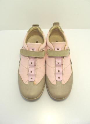 Оригинальные кожаные туфли primigi р. 35-36