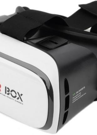 Очки виртуальной реальности XoKo Glasses 3D VR-Black/White