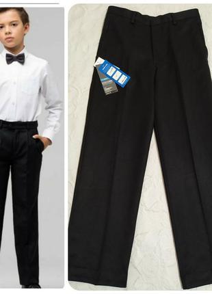 Классические школьные брюки на мальчика 11-12 лет