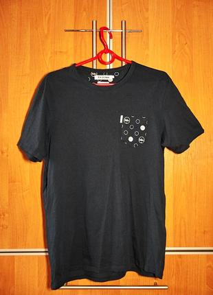 Брендовая футболка the beatles