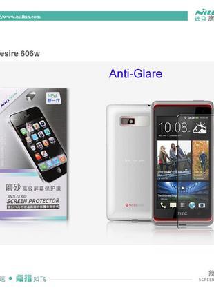 Защитная пленка Nillkin для HTC Desire 600 Dual sim, антиблико...