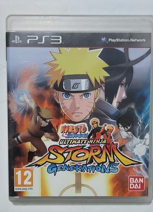 Naruto Shippuden Ultimate Ninja Storm Generations [PS3].