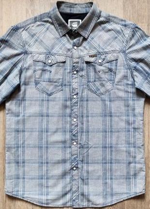 Мужская рубашка G Star, размер L