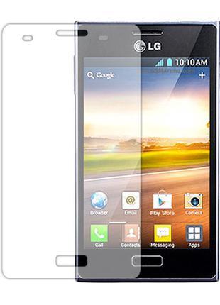 Защитная пленка для LG Optimus L5 E612, Е610