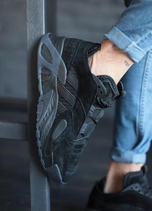 Шикарные мужские замшевые кроссовки adidas yeezy stretball  (в...