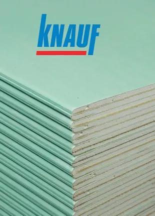 Гипсокартон (стеновой) KNAUF 12,5*1200*2500мм