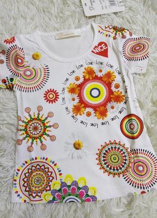 Качественные футболки на годик. венгрия