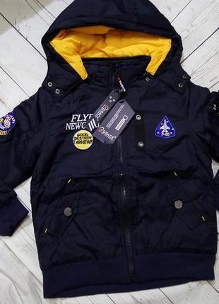 Демисезонные куртки 98,110. венгрия grace.