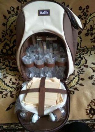 Терморюкзак для пикника/походов Batik, 4 персоны. В Наличии