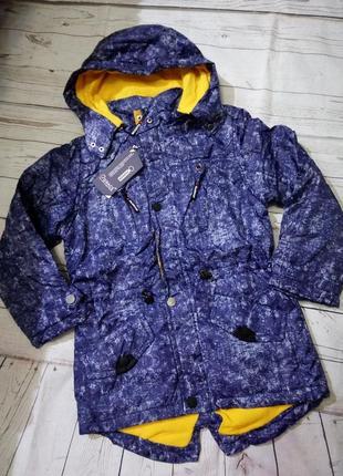 Демисезонные куртки 128-146 венгрия grace