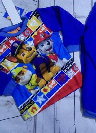Флисовые пижамы на 98 nickelodeon