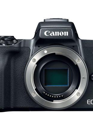 Фотоаппарат Canon EOS M50 Body Black