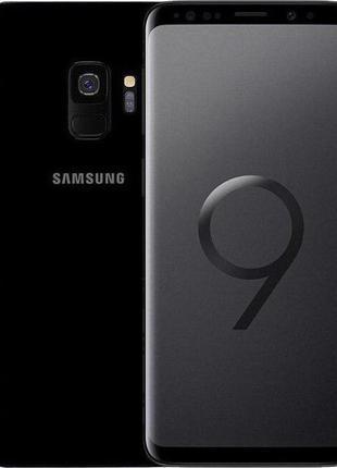 Смартфон Samsung Galaxy S9 DUOS 64Gb SM-G960FD (Black/Gray/Gol...
