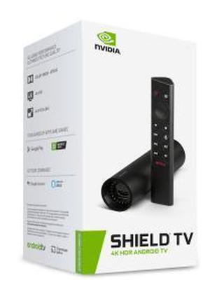 Стационарный медиаплеер NVIDIA Shield TV 2019