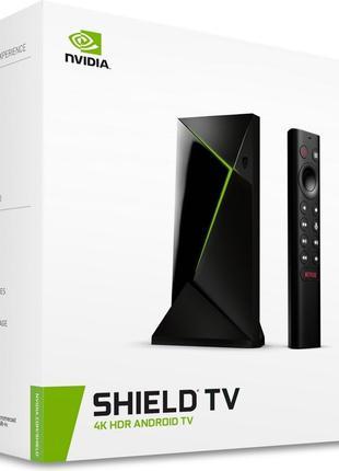 Приставка Smart TV NVIDIA SHIELD TV PRO 2019