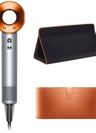 Фен Dyson Supersonic HD03 Copper/Silver Gift Edition