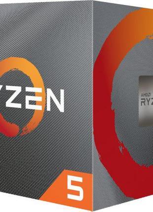 Процесор AMD Ryzen 5 3600X 3.8GHz / 32MB (100-100000022BOX) sA...