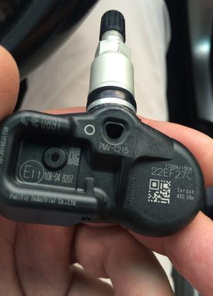Датчик давления в шинах Тoyota Lexus PMV-C215