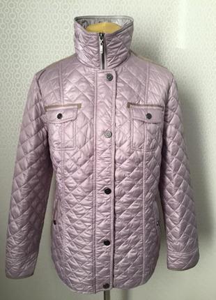 Классная куртка очень красивого цвета от barbara lebek, размер...