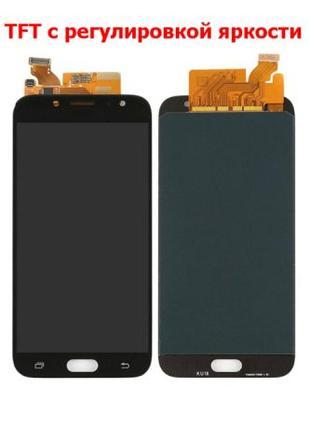 Дисплей Samsung J320 Galaxy J3 2016 с тачскрином (Black) TFT з...