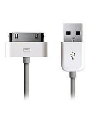 Кабель USB для Iphone 3G/3GS/4 /4S Ipad, white