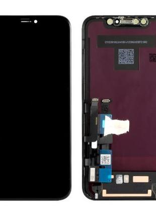 Дисплей + сенсор модуль для Apple iPhone Х Xr 8 7+ 7 6s+ 6s 6 ...