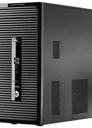Компьютер HP ProDesk 400 G2 Microtower (P3240/4Gb/500Gb), бу