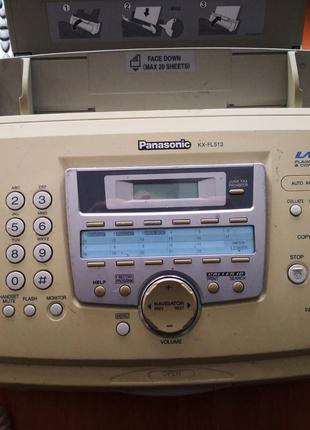 Факс Panasonic KX-FL513 бу