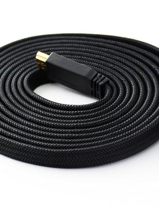 Кабель HDMI-HDMI 5 метров V1.4
