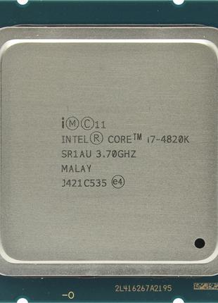 Процессор Intel Core i7-4820K 3.70GHz, s2011, tray