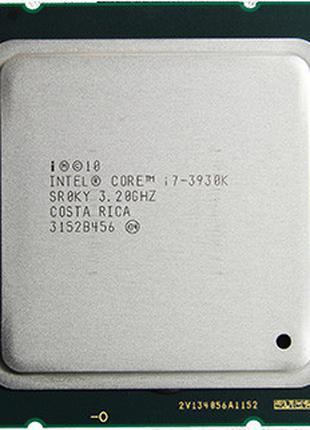 Процессор Intel Core i7-3930K 3.20GHz, s2011, tray