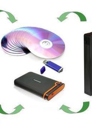 Оцифровка видеокассет(от 60грн/час) и аудиокассет. Видеомонтаж.