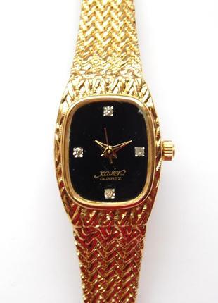 Xavier винтажные часы из сша механизм eta swiss parts