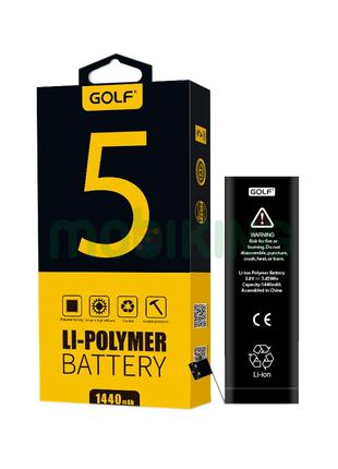 Аккумулятор для iPhone 5 Golf