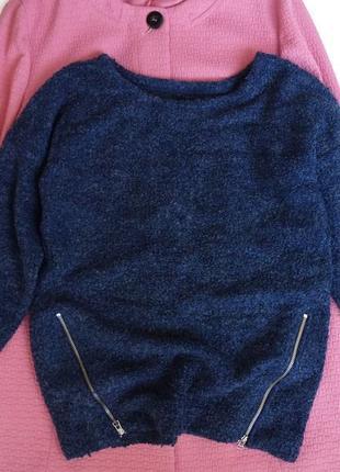 Букле, классный пуловер