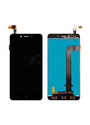 Дисплей с тачскрином для Xiaomi Redmi Note 2 Black