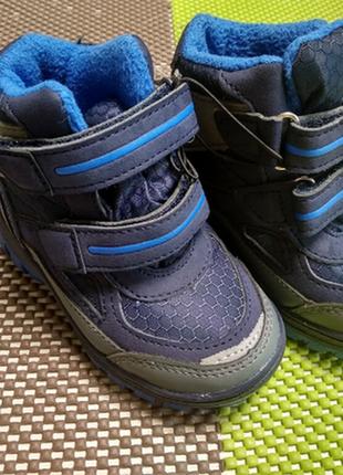 Мембранные ботинки lupilu германия