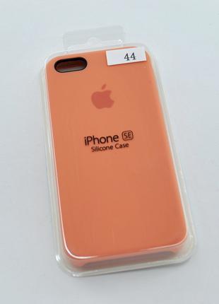 Чехол для телефона iPhone 5 /5s/SE Silicone Case original №44 ...