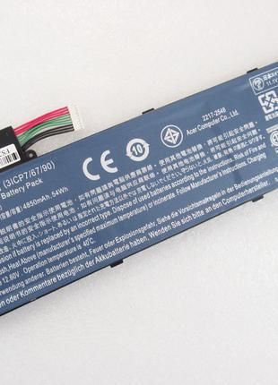 Батарея для ноутбука Acer AP12A3i Aspire M3, 4850mAh (54Wh), 6...