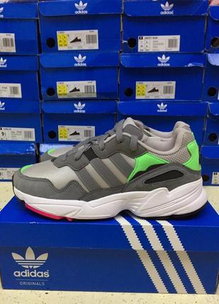 Оригинальные кроссовки  adidas - yung-96