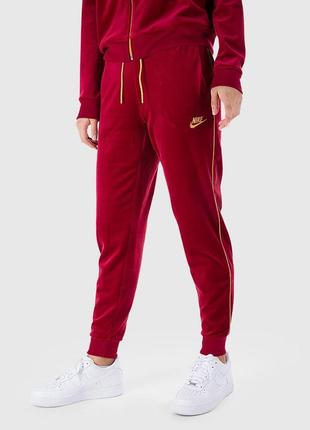 Спортивные штаны nike nsw w velour pants оригинал
