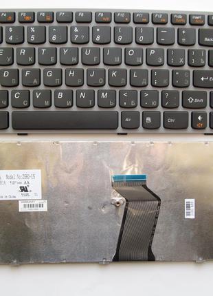 Клавиатура для ноутбуков Lenovo IdeaPad G570, G575, G770, G780...