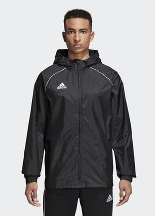 Ветровка adidas core 18 rain jacket оригинал