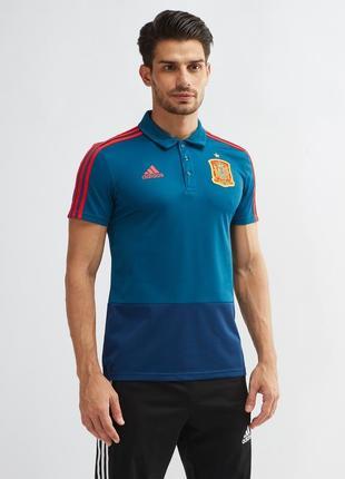 Поло adidas spain polo shirt adap ce8811 оригинал