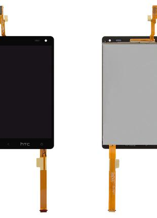 Дисплей для HTC Desire 600 Dual Sim, 606w, модуль (экран, сенс...
