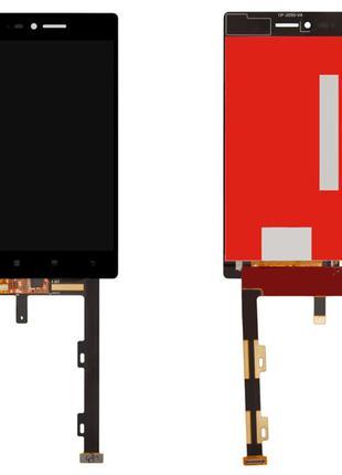 Дисплей для Lenovo Vibe Shot Z90-7, Z90a40, модуль (экран, сен...
