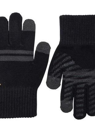 Перчатки nike  stripe knitted tech and grip gloves оригинал